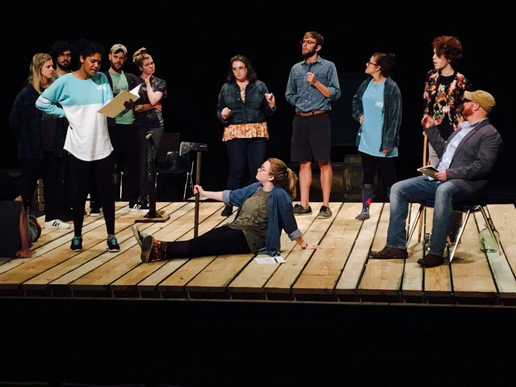 Od Wyrypajewa do Wilsona - zagraniczni reżyserzy na ...  Directing Theatre
