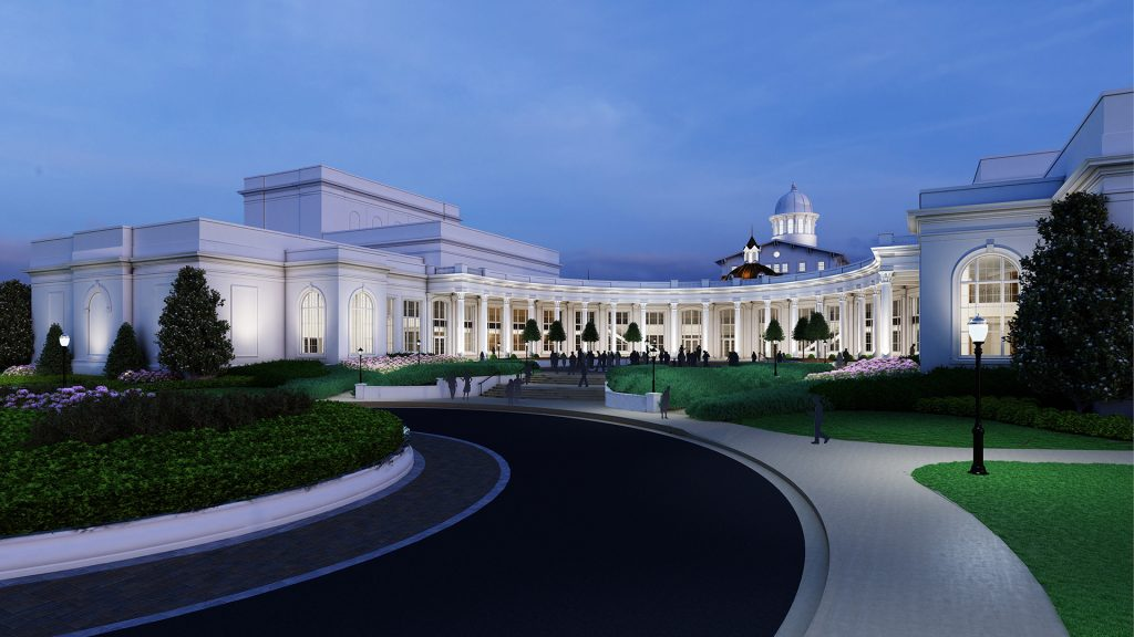 Performing Arts Center rendering