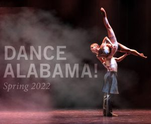 Dance Alabama Spring Poster